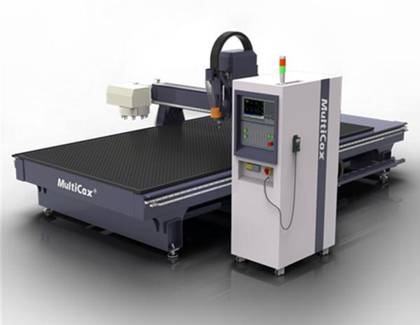 MXL-4 RTC: 数控加工中心