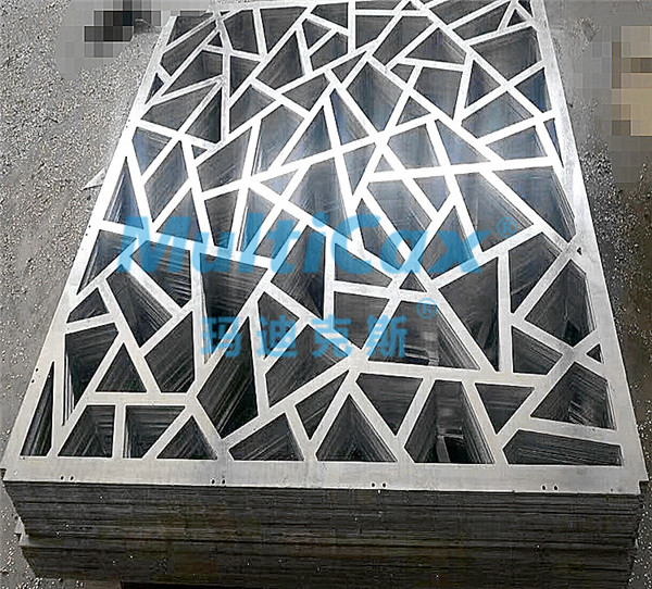 铝幕墙加工
